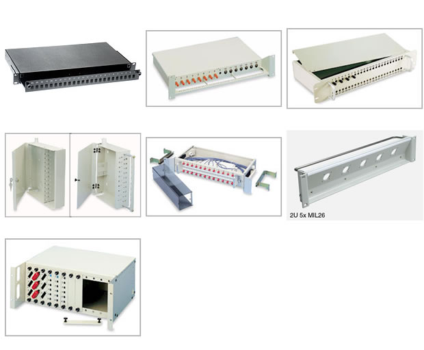 Patch Panel Ottici